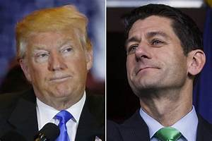 Paul Ryan is the Latest Republican to Denounce Trump's ...