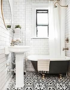 Adhesif Carreau De Ciment : carreaux de ciment 20 inspirations qui vont vous faire ~ Premium-room.com Idées de Décoration