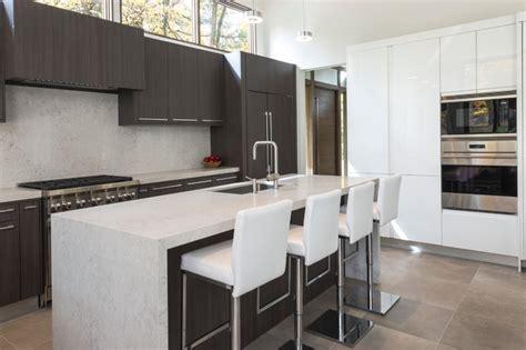 short hills home modern kitchen  york
