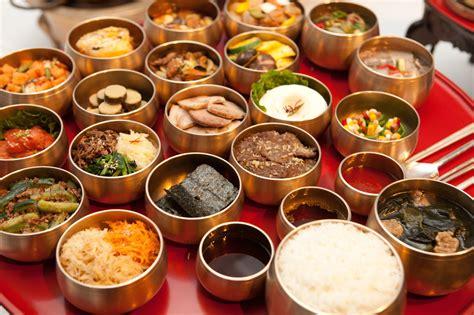 plats cuisine cuisine coréenne tous les plats incontournables