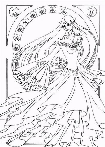 Nouveau Coloring Line Pages Deviantart Drawings Naro