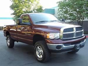 2003 Dodge Ram 2500 4x4 Regcab    5 9l Cummins Diesel    6