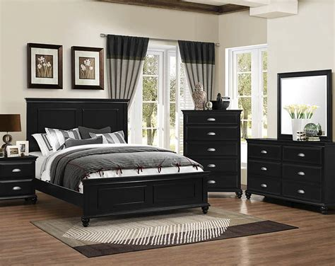 Classy Black Bedroom Furniture Decor Womenmisbehavincom