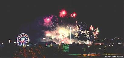 Carnival Electric Daisy Lights Gifs Party Edc
