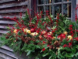 Willow Decor Creating Holiday Window Boxes
