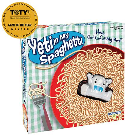 Don T Rock The Boat Playmonster by Yeti In My Spaghetti 174 Playmonster
