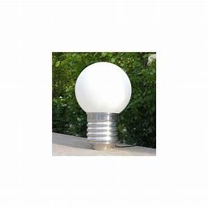 Lampe De Table Exterieur : lampe poser ext rieure basic gm hisle ~ Teatrodelosmanantiales.com Idées de Décoration