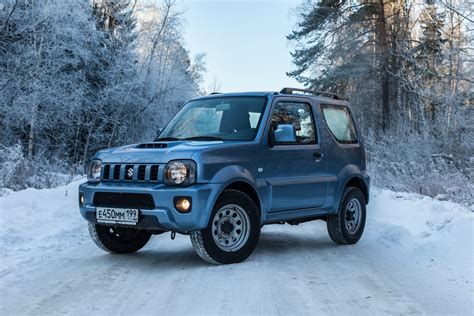 Jimny Wallpapers by Suzuki Jimny Pictures Posters News And On Your
