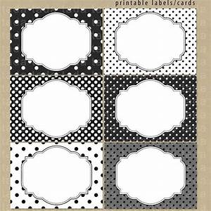 printable labels black and white wwwpixsharkcom With black labels for printing