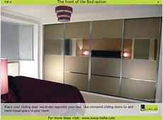 Luxus Smart Bedroom Wardrobe Design Ideas