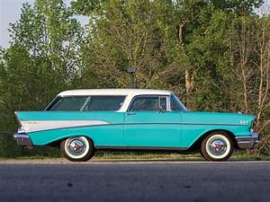 Chevrolet Bel Air 1957 : chevrolet bel air nomad 1957 usa gie da klasyk w ~ Medecine-chirurgie-esthetiques.com Avis de Voitures