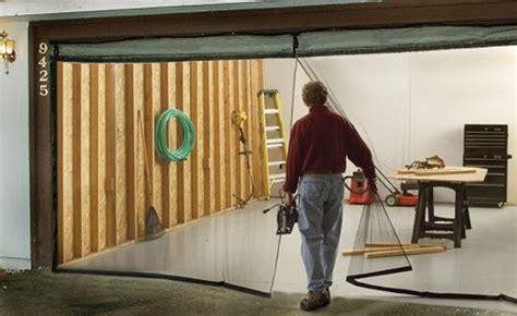 garage door screen kits garage screen kit gadgetking