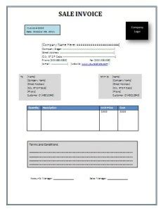 invoice templates free word s templates
