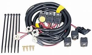 Arb M002 H4 Headlight Wire Loom Upgrade