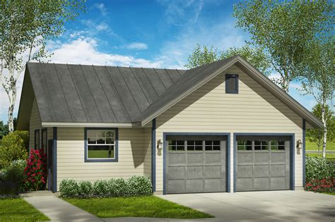 Garage Floor Plans & Detached Apartments