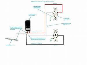 Double Pole Circuit Breaker Wiring Diagram