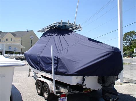Sportsman Boats T Top by Sportsman Heritage 229 T Top Boat Cover