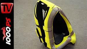 Helite Airbag Weste : helite airbag weste f r motorradfahrer live ~ Kayakingforconservation.com Haus und Dekorationen