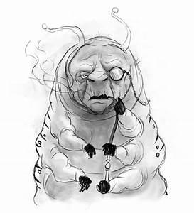 mz dOt's Looking Glass: Mastermind Tim Burton Drawings