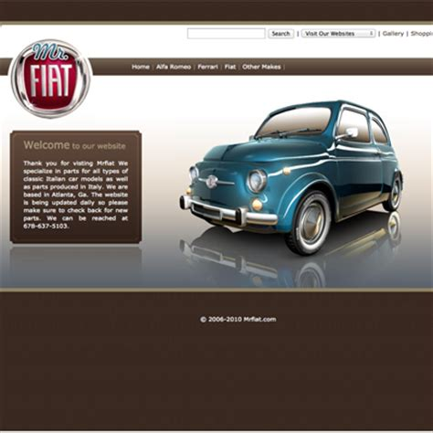 Mr Fiat by Mr Fiat The Fiat 850 Project