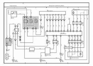 Diagram  Toyota Sienna 2005 Wiring Diagram Full Version
