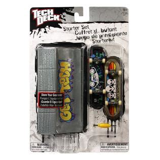 Tech Deck Miniskateboards Portable Obstacles, More