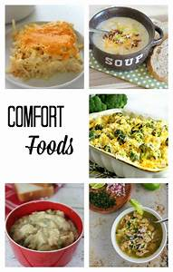 Best Comfort Food Recipes + Link Party 181 Mom Skills