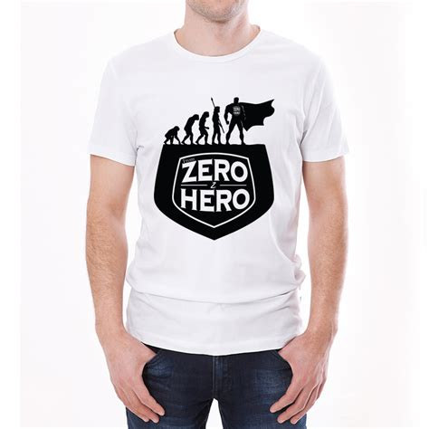 from zero 2 shirt awfully records