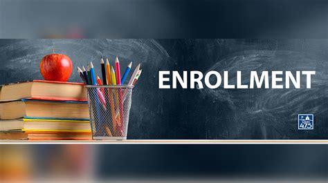 enrollment washington elementary
