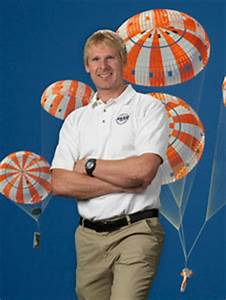 NASA - Chris (CJ) Johnson, Project Manager for the Capsule ...