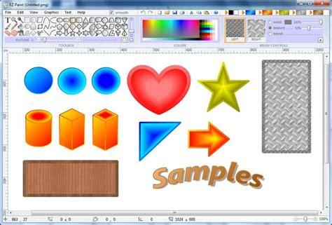 Best Free Paint Program For Windows 7 Ez Paint