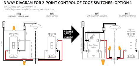 3 way diagrams for zen21 zen22 zen23 and zen24 ver 2 0 3 0 switches zooz
