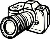 Camera Clip Art - Royalty Free - GoGraph