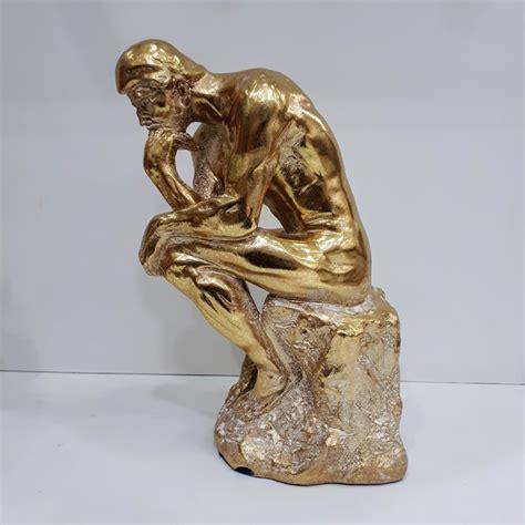 Estatua Grega de 26cm Penso, logo exito - My Gift