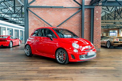 Abarth 695 Tributo by 2011 Abarth 695 Tributo Richmonds Classic And