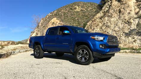 2018 Toyota Tacoma Review Caradvice