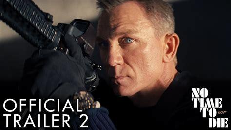 New trailer for Daniel Craig's last James Bond movie 'No ...
