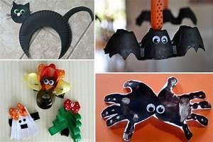 Bricolage Halloween Adulte : bricolage halloween ~ Melissatoandfro.com Idées de Décoration