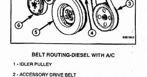 Wiring Database 2020  27 Cummins Isx Serpentine Belt Diagram