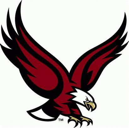 Eagles College Boston Logos Eagle Flying 2001