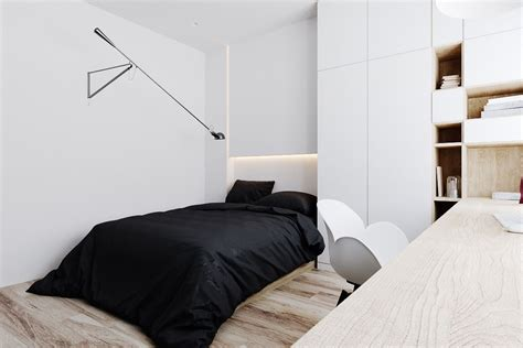 Two Small Apartments A Blue Oasis Of Minimalist Living by Two Small Apartments A Blue Oasis Of Minimalist Living