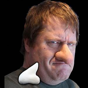 Fat Wizard Nose