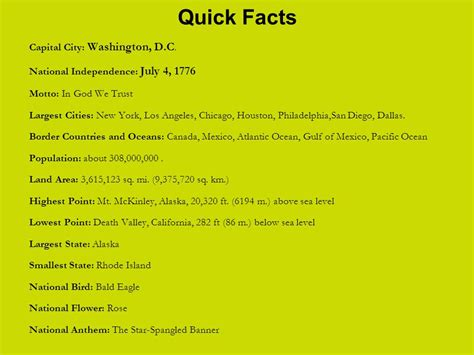 washington state bird facts the united states of america the usa ppt