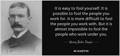 Quotes By Harry Bates Thayer