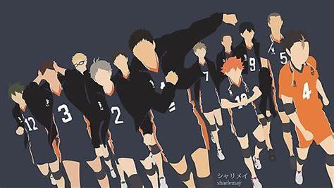 resultado de imagem  anime wallpaper full hd haikyuu