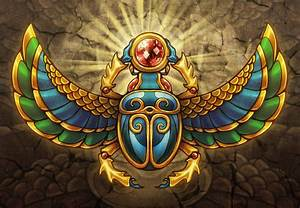 Scarab by Pikishi on DeviantArt