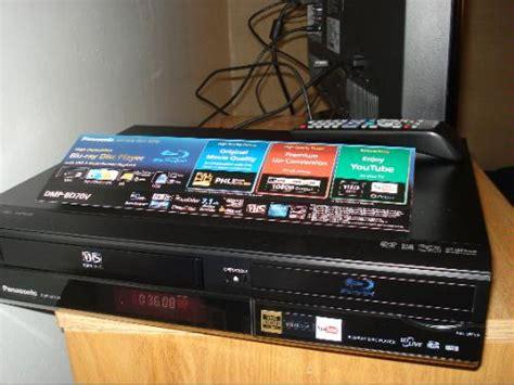 Amazon.com: Panasonic DMP-BD70V Blu-ray Disc/VHS
