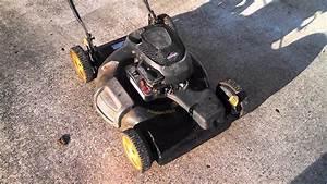 Poulan Pro Self Propelled Mower