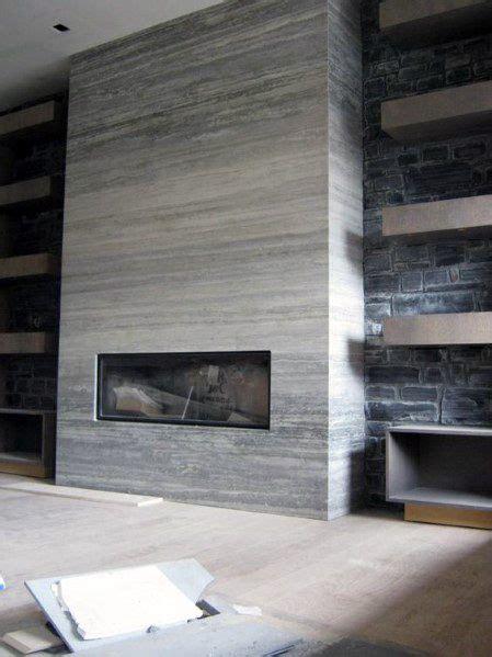 tile fireplace ceramic grey designs luxury tiling interior