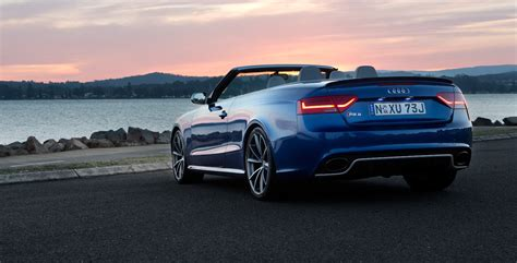 audi rs cabriolet review caradvice